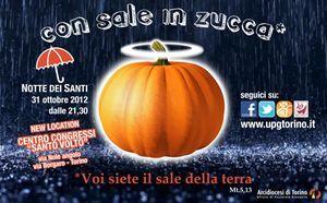 Halloween Chiesa.Articolo 002 Parrocchia Sacro Cuore